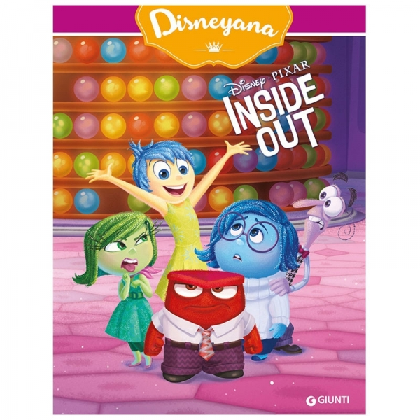Libro Inside Out