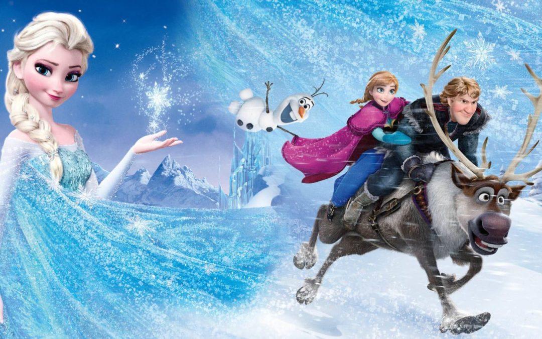 Frozen dalla fiaba al film d'animazione