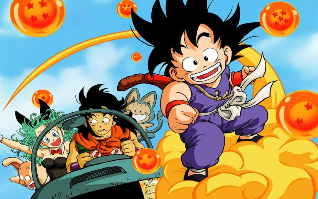Dragon Ball non solo Manga
