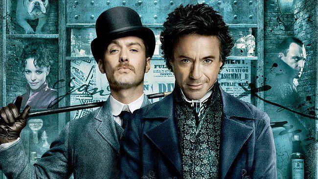 Sherlock Holmes il film