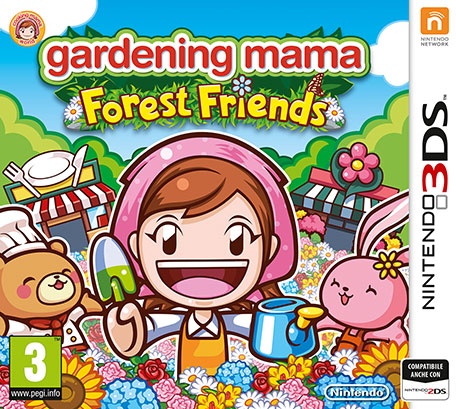 Gardening Mama Forest Friends per Nintendo 3ds