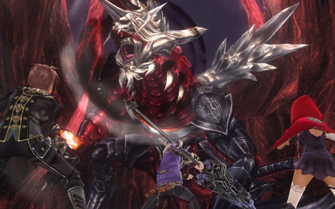 God Eater2 (Rage Burst)