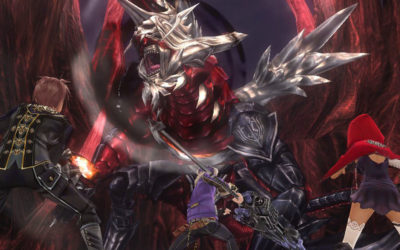 God Eater2 (Rage Burst)