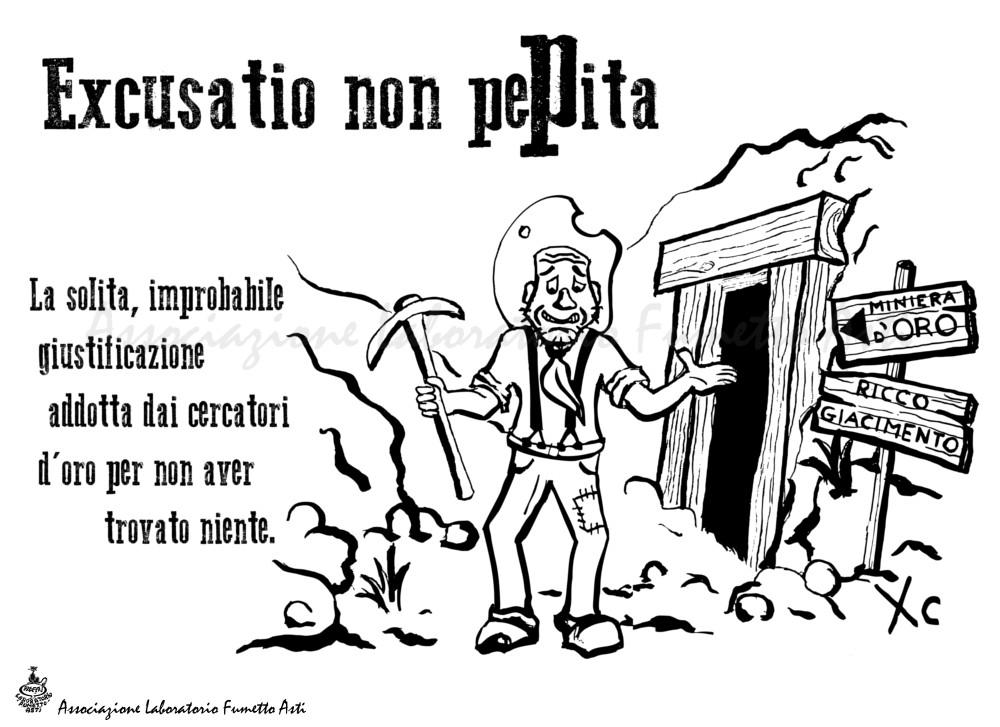 Excusatio non pePita