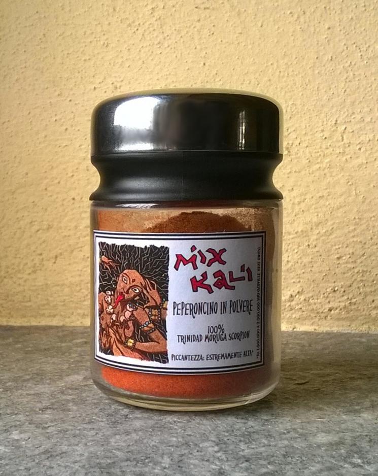 Mix Kalì - Peperoncino in polvere